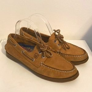Sperry 'Authentic Original' 2-Eye Boat Shoes 7.5M